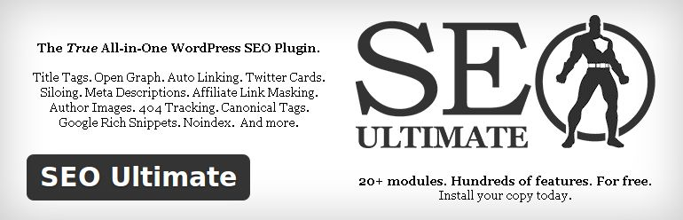 SEO Ultimate - SEO pluginy pro WordPress